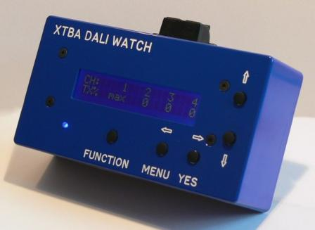 XTBA DALI Watch